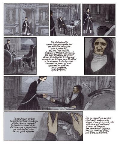 Page 2 le dernier voyage d'Alexandre de Humbolt tome 1