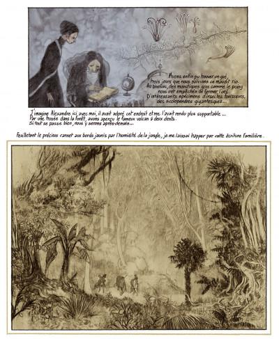 Page 3 le dernier voyage d'Alexandre de Humbolt tome 1