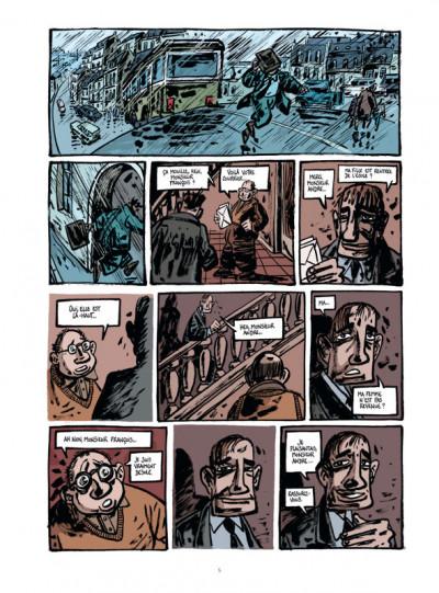 Page 1 la gueule du loup