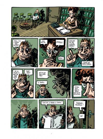 Page 3 la gueule du loup