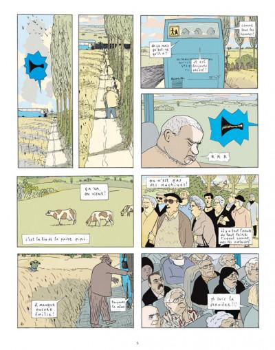 Page 3 la marie en plastique ; intégrale