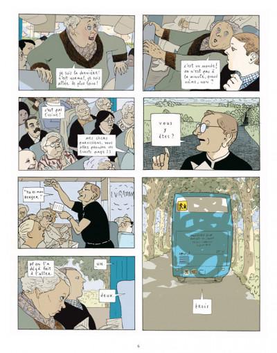 Page 4 la marie en plastique ; intégrale