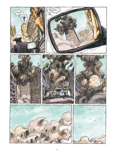 Page 3 james dieu - intégrale tome 3