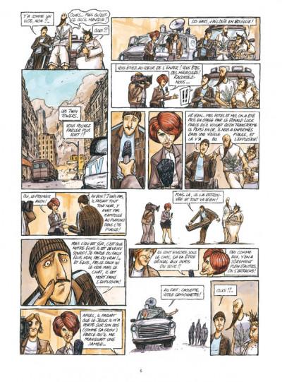Page 4 james dieu - intégrale tome 3