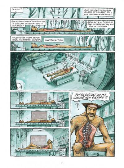 Page 5 james dieu - intégrale tome 3