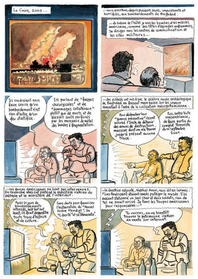 Page 1 mes mille et une nuits au caire tome 1
