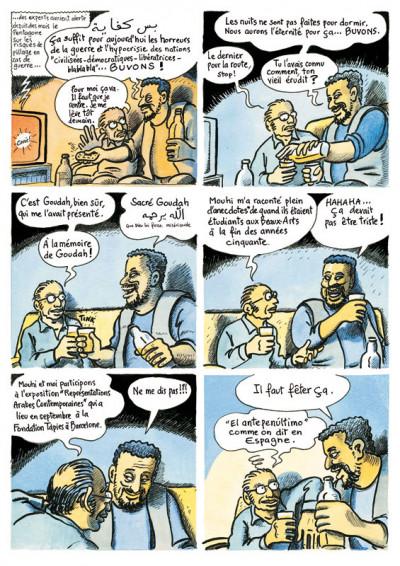 Page 3 mes mille et une nuits au caire tome 1