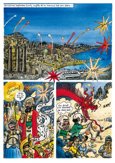 Page 4 mes mille et une nuits au caire tome 1