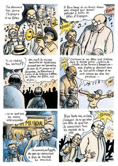 Page 5 mes mille et une nuits au caire tome 1