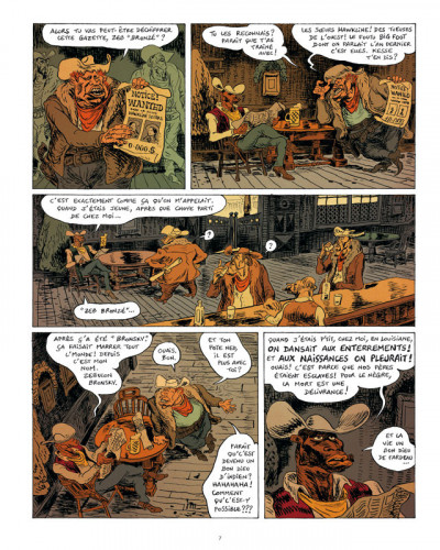 Page 5 big foot tome 3