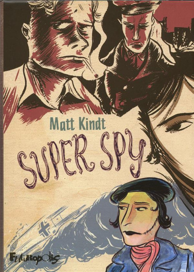 image de super spy