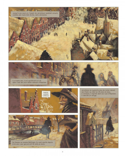 Page 5 jeronimus tome 1 - un homme neuf