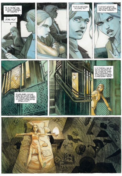 Page 5 oh, les filles ! tome 2
