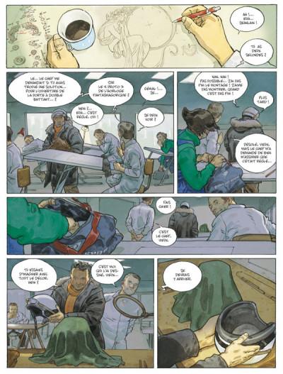 Page 1 le sourire du clown tome 3