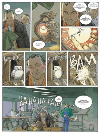 Page 2 le sourire du clown tome 3