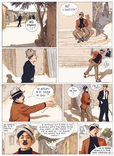 Page 3 rébétiko ; la mauvaise herbe