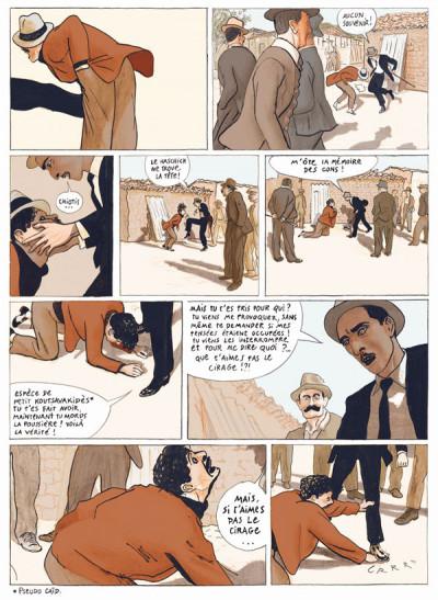 Page 4 rébétiko ; la mauvaise herbe