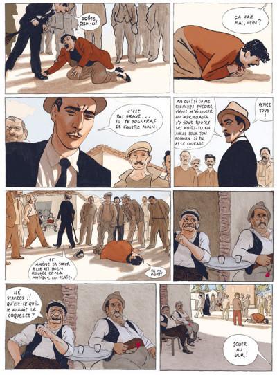 Page 5 rébétiko ; la mauvaise herbe