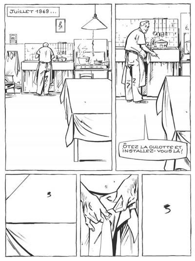 Page 1 clandestine tome 1