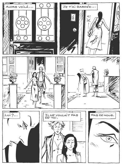 Page 3 clandestine tome 1