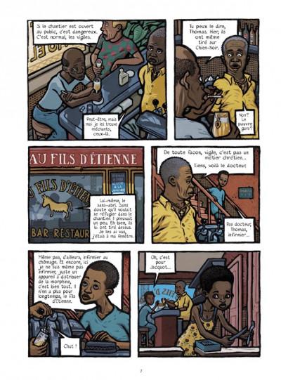 Page 3 l'île au trésor