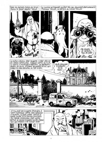 Page 5 le petit bleu de la côte ouest