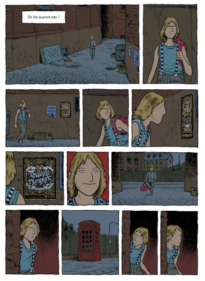 Page 3 london calling tome 3