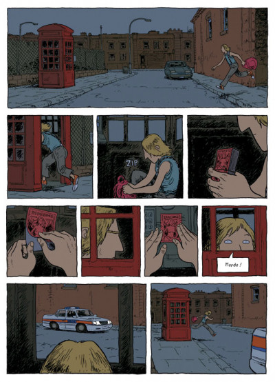Page 4 london calling tome 3