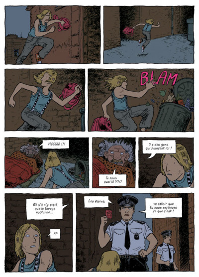 Page 5 london calling tome 3