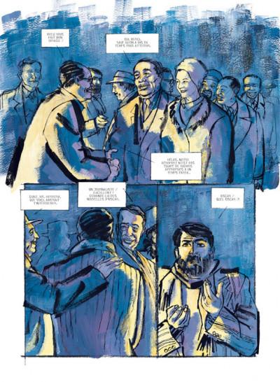 Page 3 le roi invisible ; un portrait d'oscar alemán