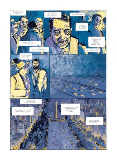 Page 4 le roi invisible ; un portrait d'oscar alemán