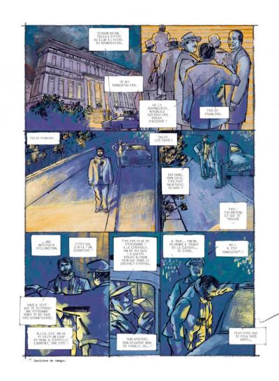 Page 5 le roi invisible ; un portrait d'oscar alemán