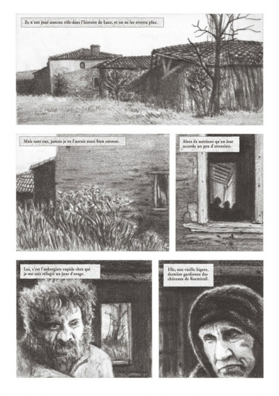 Page 5 La colline aux mille croix