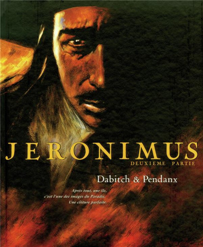 Couverture jeronimus tome 2 - naufrage