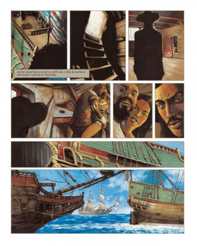 Page 2 jeronimus tome 2 - naufrage