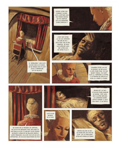 Page 3 jeronimus tome 2 - naufrage