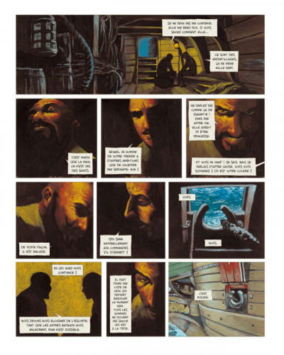 Page 4 jeronimus tome 2 - naufrage