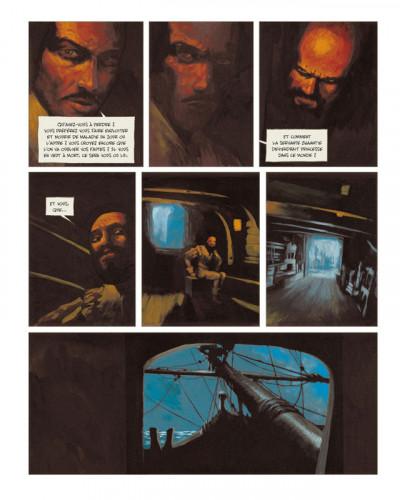 Page 5 jeronimus tome 2 - naufrage