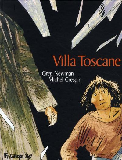 image de villa toscane
