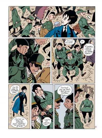 Page 4 par les chemins noirs tome 2