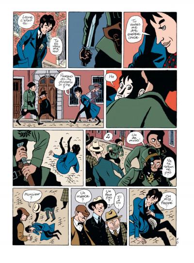 Page 5 par les chemins noirs tome 2
