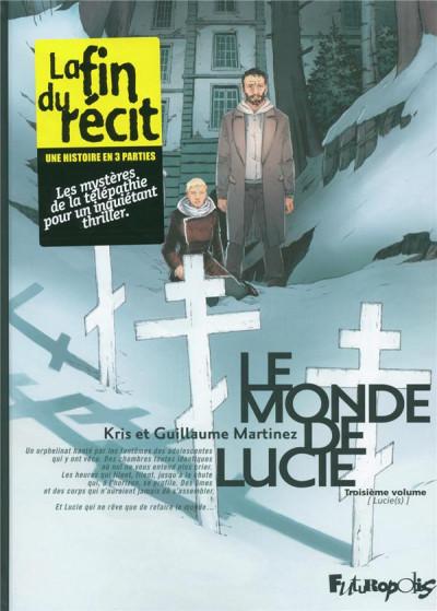 image de le monde de Lucie tome 3 - Lucie(s)