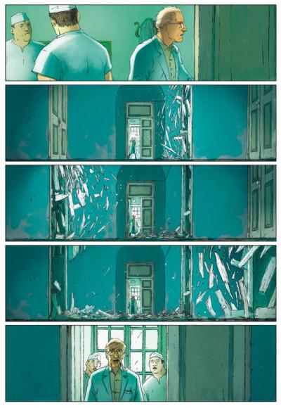 Page 2 le monde de Lucie T.3 - Lucie(s)