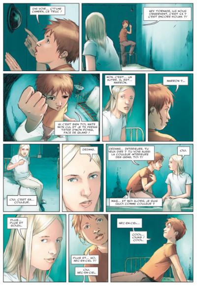 Page 4 le monde de Lucie T.3 - Lucie(s)