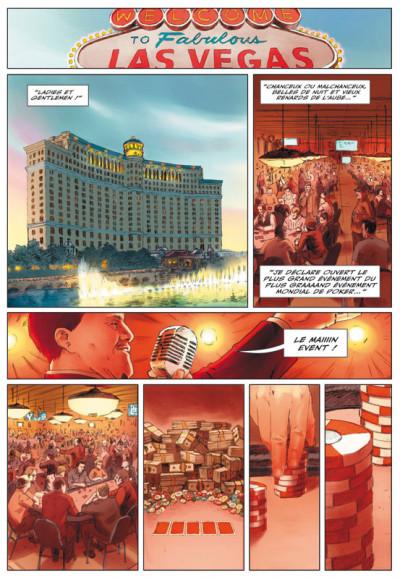 Page 5 le monde de Lucie T.3 - Lucie(s)