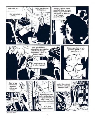Page 2 carlos gardel tome 2 - la voix de l'argentine