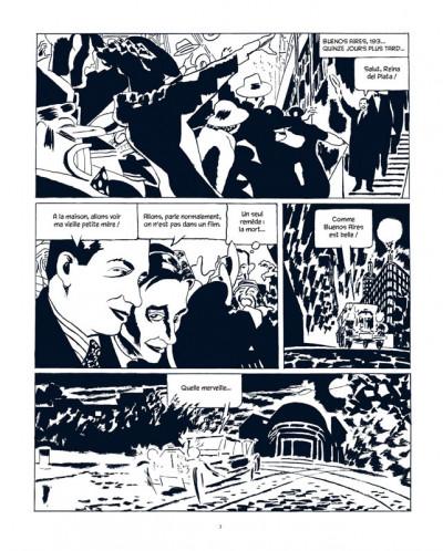 Page 5 carlos gardel tome 2 - la voix de l'argentine