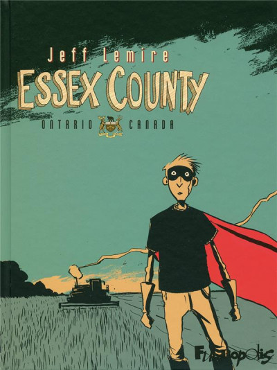 Couverture essex county