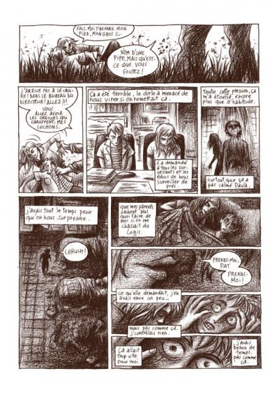 Page 1 paroles d'illétrisme ; 8 témoignages - 9 auteurs de bandes dessinées