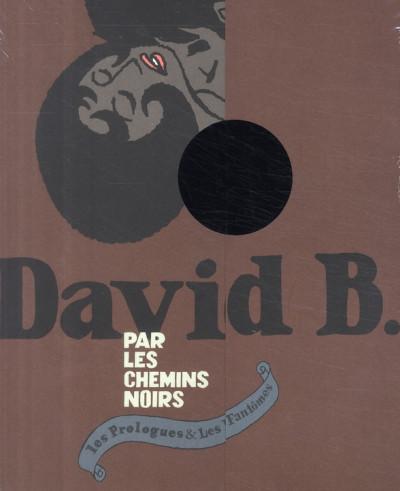 Couverture par les chemins noirs - coffret tome 1 + tome 2